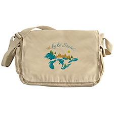 The Lake States Messenger Bag