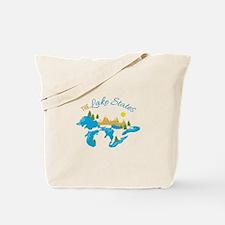 The Lake States Tote Bag