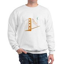 Left My Heart Sweatshirt