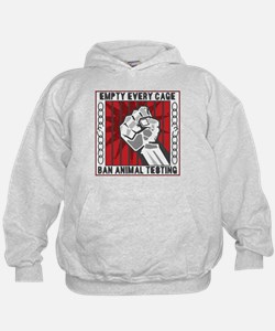 Empty Every Cage Hoodie