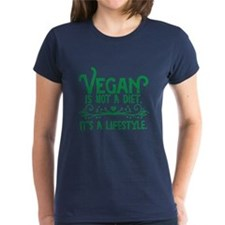 Vegan is Not a Diet Tee