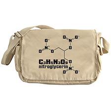 nitroglycerin Messenger Bag