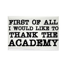 Cute Actor Rectangle Magnet (100 pack)
