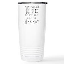 Cute Opera Travel Mug