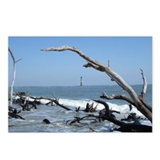 Folly Beach Postcards (Package of 8)