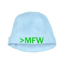 MFW baby hat