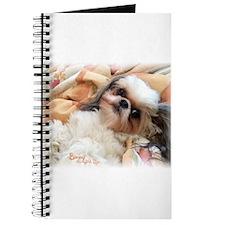 BonnyTheShihTzu_Snuggles Journal