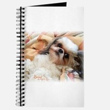 BonnyTheShihTzu_Snuggles Journal