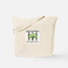 HAMPTON family reunion (tree) Tote Bag