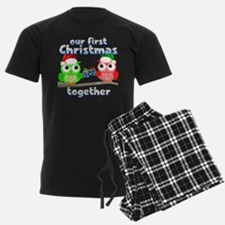 Our First Christmas Owls Pajamas