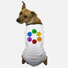 Celtic Animal Symbols Dog T-Shirt