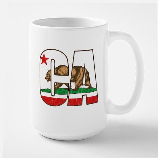 California Bear Flag Mugs