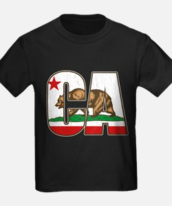 California Bear Flag T-Shirt