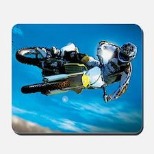 Motocross Side Trick Mousepad