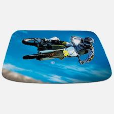Motocross Side Trick Bathmat