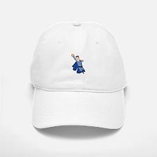 funny super hero Baseball Baseball Cap