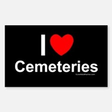 Cemeteries Decal