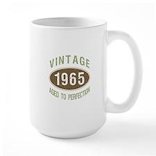 1965 Vintage Birth Year Mug