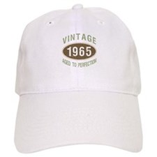 1965 Vintage Birth Year Baseball Cap
