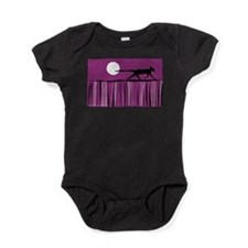 Dining out Baby Bodysuit