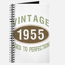 1955 Vintage Birth Year Journal