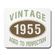 1955 Vintage Birth Year Mousepad