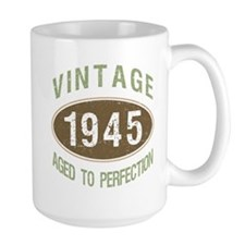 1945 Vintage Birth Year Mug