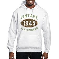 1945 Vintage Birth Year Hoodie