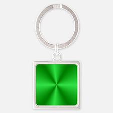 Green Shine Keychains