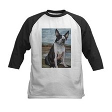Vintage Boston Terrier Baseball Jersey