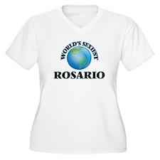 World's Sexiest Rosario Plus Size T-Shirt