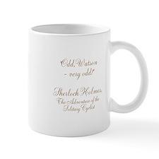 Sherlock Holmes Quote 2 Mug Mugs