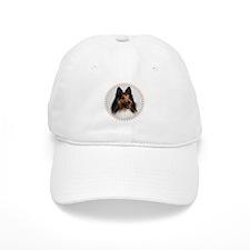Pretty Sheltie Dog Baseball Baseball Cap
