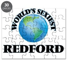 World's Sexiest Redford Puzzle