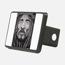 Black Jesus Hitch Cover