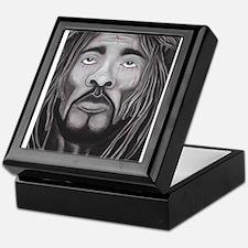 Black Jesus Keepsake Box