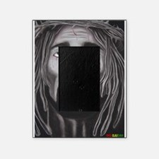 Black Jesus Picture Frame
