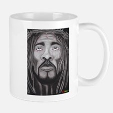 Black Jesus Mugs