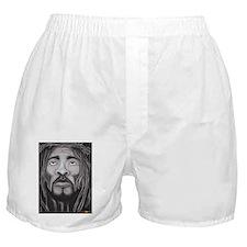 Black Jesus Boxer Shorts