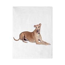 Greyhound (liedown) Twin Duvet