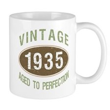 1935 Vintage Birth Year Mug