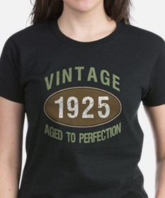 1925 Vintage Birth Year Tee