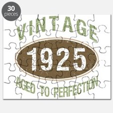 1925 Vintage Birth Year Puzzle