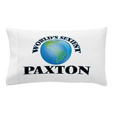 World's Sexiest Paxton Pillow Case
