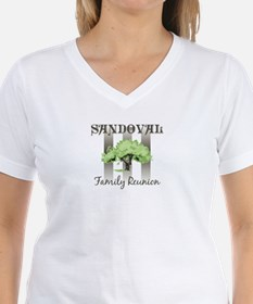 SANDOVAL family reunion (tree Shirt