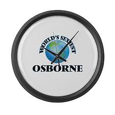 World's Sexiest Osborne Large Wall Clock