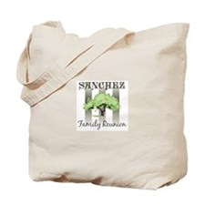SANCHEZ family reunion (tree) Tote Bag