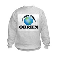 World's Sexiest Obrien Sweatshirt