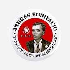 "Bonifacio 3.5"" Button"