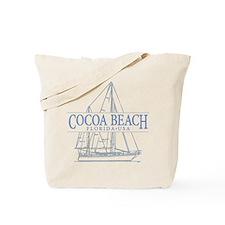 Cocoa Beach - Tote Bag